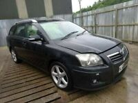 Avensis 2.2d4ch alloy wheels + tyresd T4 D-cat T180 17in