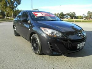 2011 Mazda 3 BL 11 Upgrade Neo Black 6 Speed Manual Sedan Prospect Prospect Area Preview