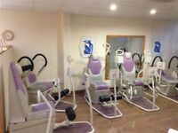 HEALTH AND FITNESS GYM BUSINESS REF 143433
