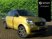 smart forfour NIGHT SKY PRIME PREMIUM T (yellow) 2016-03-15