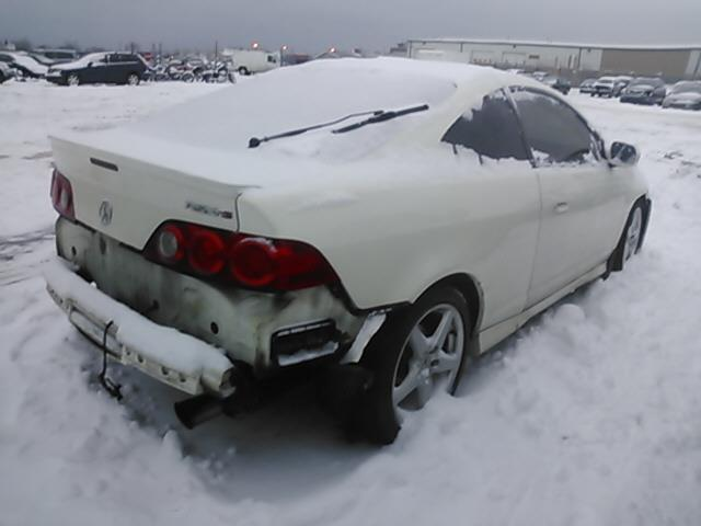 2006 White Acura Rsx TYPE S Parts Complete Part Out K20Z1