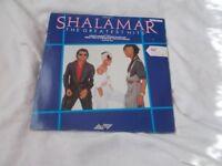 Vinyl LP Shalamar The Greatest Hits Stylus SMR 8615 Stereo 1986