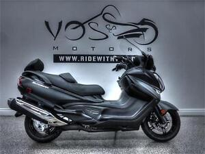2017 Suzuki Burgman-650 -Stock#V2454 -No Payments for 1 Year**