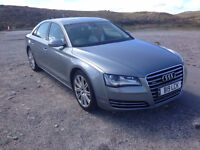 Audi A8 3.0 Tdi Quattro SE Executive 250bhp (stunning car - new model)