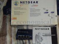 NEW Unused NetGear EN104TP ProSafe 4-Port 10 Mbps Hub PRICED to CLEAR!
