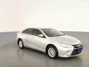 2015 Toyota Camry ASV50R MY15 Altise Silver Pearl 6 Speed Automatic Sedan Belmore Canterbury Area Preview