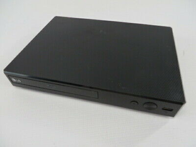 LG Network Blu-Ray Disc/ DVD Player BP350 USED