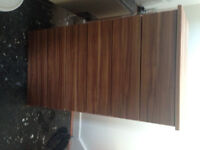 Almost New Chest of Drawers and an Electric Fire for Sale