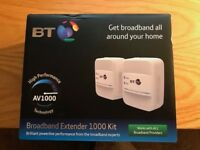 BT Broadband Extender 1000 Kit