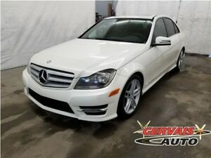 Mercedes-Benz C-Class C300 4Matic Cuir Toit Ouvrant MAGS AWD 201