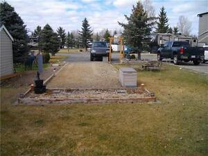 PRICE REDUCED! Great RV lot ready for your enjoyment!