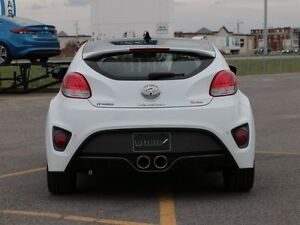 2016 Hyundai Veloster TURBO West Island Greater Montréal image 8
