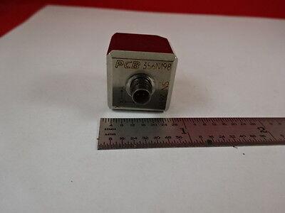 Pcb Piezotronics 356m98 Low Outgas Accelerometer Calibration Vibration C6-c-53a