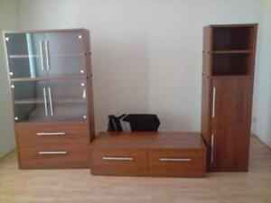 Ikea DOCENT shelving unit - $350