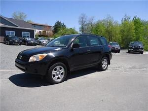2008 Toyota RAV4 Base, 4WD, ONLY 126KM, HOT DEAL!