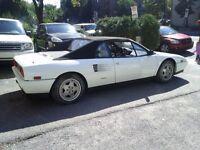 1990 Ferrari Mondial T Convertible (Rising in value.. $100,000+)