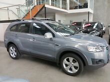 2011 Holden Captiva CG Series II 7 AWD LX 6 Speed Sports Automatic Wagon Essendon Moonee Valley Preview