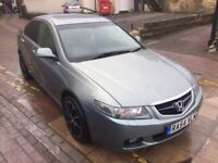 cheap part exchange! honda accord fully loaded with sat nav