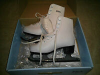 FILA Brand new kid figure skates Size 1.