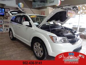 2011 Dodge Journey CREW V6 Remote Start LOW LOW KMS