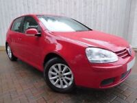 Volkswagen Golf 1.6 FSI Match ....Amazing Low 34,000 Miles, 1 Owner, and a Full Service History