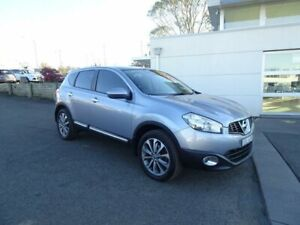 2012 Nissan Dualis J10W Series 3 M Ti Hatch X-tronic 2WD Silver 6 Speed Constant Variable Hatchback Nowra Nowra-Bomaderry Preview