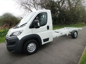 Citroen Relay 2.2HDi (130) 35 L4 H1 Chassis Cab