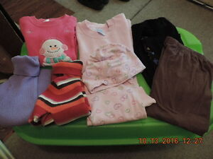 """Girl's Size 6 """"Lot"""" of Winter Clothes London Ontario image 2"""