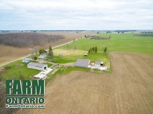 Add to your Land or Use 4 Livestock Farm Near Parkhill/Strathroy