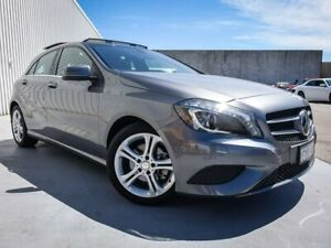 2016 Mercedes-Benz A-Class W176 807MY A180 D-CT Grey 7 Speed Sports Automatic Dual Clutch Hatchback Canning Vale Canning Area Preview