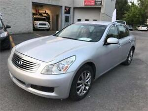 2007 INFINITI Berline G35x Luxury (GARANTIE 1 ANS INCLUS)