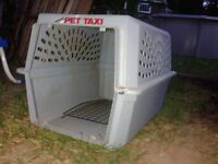 Cage transport chien ou chat