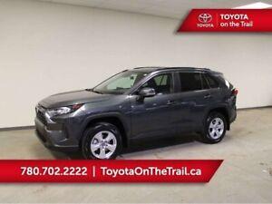 2019 Toyota RAV4 LE AWD; SAFETY SENSE 2.0, HEATED SEATS, ENTUNE