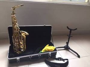 Saxophone Alto J. Michael Japanese Technology Berowra Hornsby Area Preview