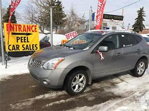 2009 Nissan Rogue SL|AWD|SUNROOF|LEATHER|3YRS WARRANTY INCLUDED|