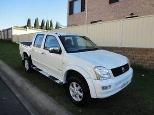 HOLDEN RODEO RA LT 2005 3.5L V6 AUTO ONE OWNER DUAL CAB Prestons Liverpool Area Preview