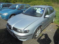 SEAT Leon 1.9 TDI S 90PS (grey) 2005
