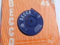 Vinyl 7in 45 As Tears Go By / 19th Nervous Breakdown – The Rolling Stones Decca F 12331 1966