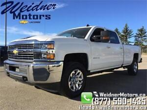 2017 Chevrolet Silverado 3500HD LT *Diesel, Low KMS*