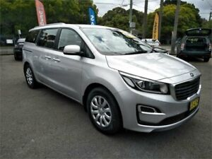 2018 Kia Carnival YP MY18 S Silver 6 Speed Sports Automatic Wagon Sutherland Sutherland Area Preview