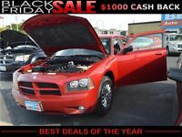 2008 Dodge Charger SE, $42/Week OR $186/Month