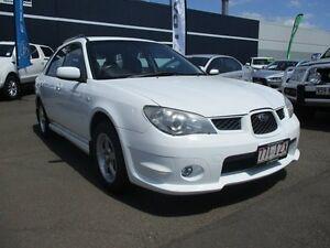 2005 Subaru Impreza S MY06 AWD White 4 Speed Automatic Hatchback Toowoomba Toowoomba City Preview