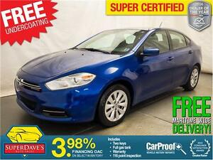 2014 Dodge Dart Aero *Warranty*