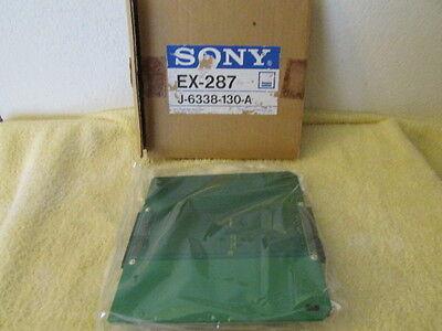 Запчасти для видеокамер NEW Vintage Sony