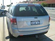 2013 Ford Territory SZ TS (RWD) Silver 6 Speed Automatic Wagon Fremantle Fremantle Area Preview