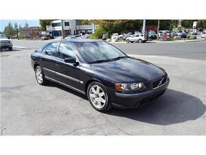2004 VOLVO S60 2.5 AWD-----CUIR*TOIT*MAGS
