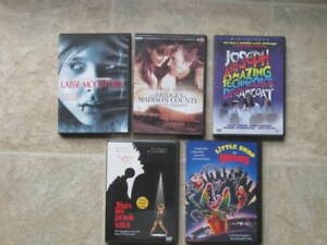 Lot 20 films DVD - AVEC AUDIO FRANCAIS