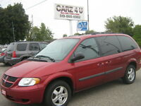 2007 Dodge Grand Caravan Stow and GO, DVD!!!!