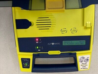 Cardiac Science Powerheart Aed G3 Automatic With Battery And Pad Used Good Cond