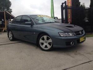 2006 Holden Commodore VZ MY06 SVZ Grey 4 Speed Automatic Sedan St Marys Penrith Area Preview